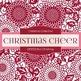 Digital Papers - Red Christmas (DP3722)