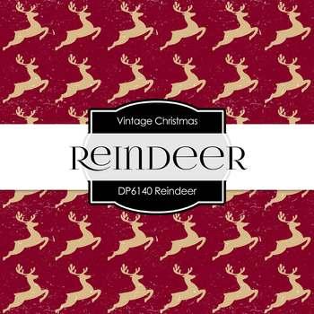 Digital Papers - Reindeer (DP6140)