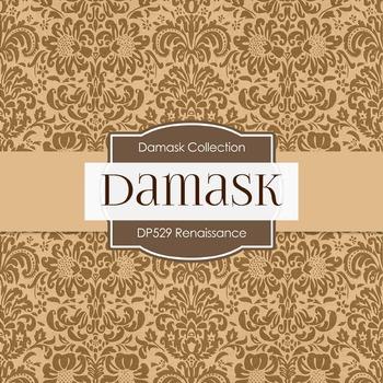 Digital Papers - Renaissance (DP529)