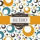 Digital Papers - Retro (DP4216)
