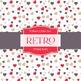 Digital Papers - Retro (DP4236)