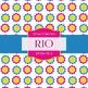 Digital Papers - Rio 2 (DP1851)