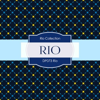 Digital Papers - Rio (DP073)