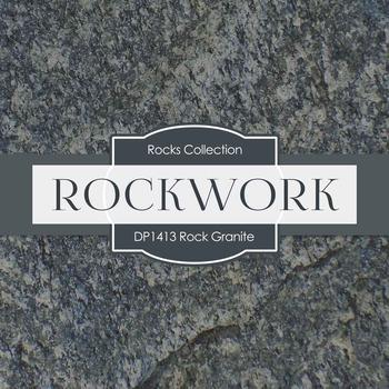 Digital Papers - Rock Granite (DP1413)