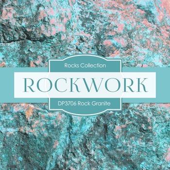 Digital Papers - Rock Granite (DP3706)