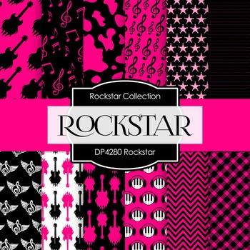 Digital Papers - Rockstar (DP4280)