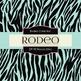 Digital Papers - Rodeo Drive (DP190)