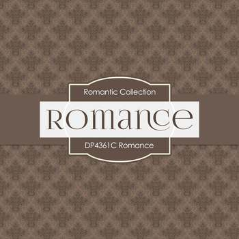 Digital Papers - Romance (DP4361C)