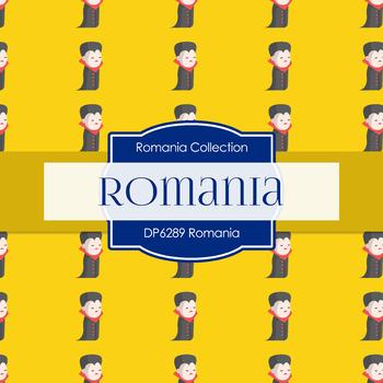 Digital Papers - Romania (DP6289)