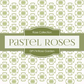 Digital Papers - Rose Garden (DP174)