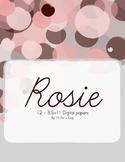 Digital Papers: Rosie
