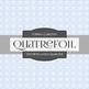 Digital Papers - Rounded Quatrefoil (DP6180)