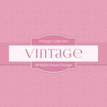 Digital Papers - Royal Grunge (DP4352A)