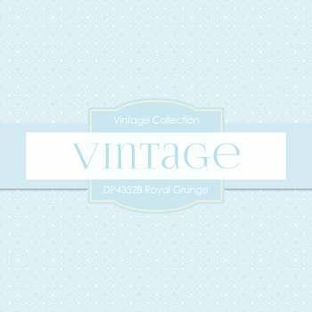 Digital Papers - Royal Grunge (DP4352B)