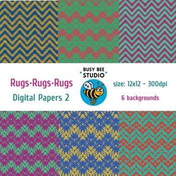 Digital Papers: Rugs