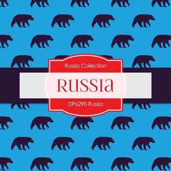 Digital Papers - Russia (DP6290)