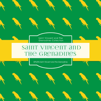 Digital Papers - Saint Vincent and The Grenadines (DP6296)