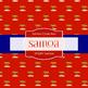 Digital Papers - Samoa (DP6297)