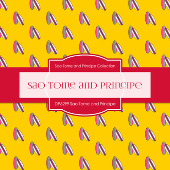 Digital Papers - Sao Tome and Principe (DP6299)