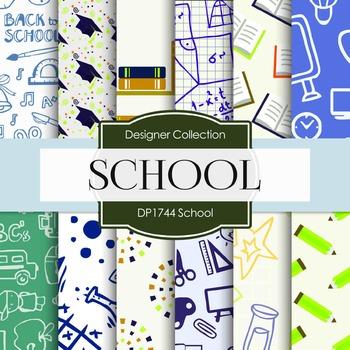 Digital Papers - School (DP1744)
