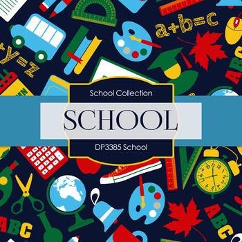 Digital Papers - School (DP3385)