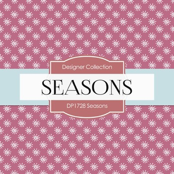 Digital Papers - Seasons (DP1728)