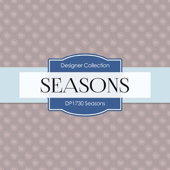 Digital Papers - Seasons (DP1730)