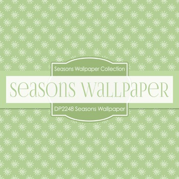 Digital Papers - Seasons Wallpaper (DP2248)