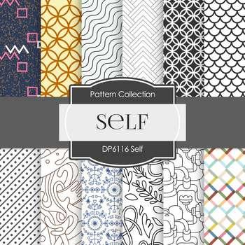 Digital Papers - Self (DP6116)