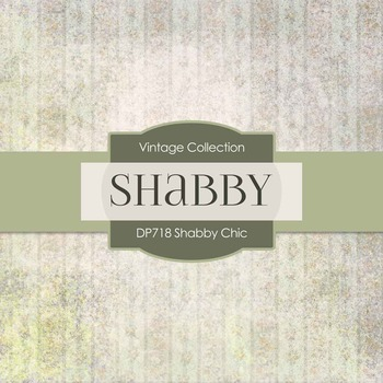 Digital Papers - Shabby Chic (DP718)