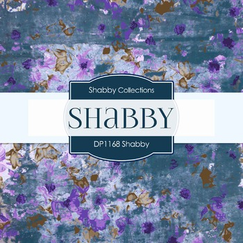 Digital Papers - Shabby (DP1168)