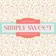 Digital Papers - Simply Sweet (DP6195)