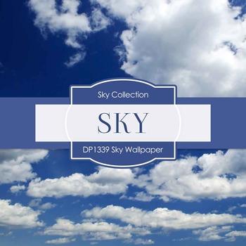 Digital Papers - Sky Wallpaper (DP1339)
