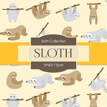 Digital Papers - Sloth (DP6011)