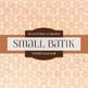 Digital Papers - Small Batik (DP6320)