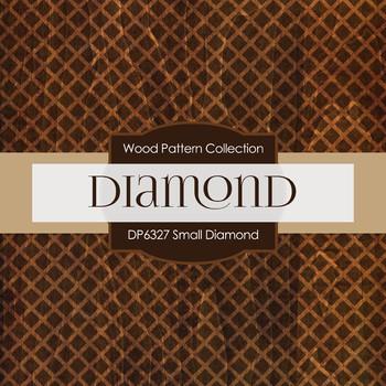 Digital Papers - Small Diamond (DP6327)