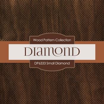 Digital Papers - Small Diamond (DP6333)
