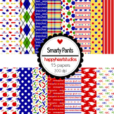 Digital Papers Smarty Pants