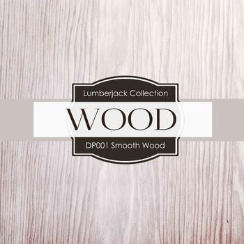 Digital Papers - Smooth Wood (DP001)