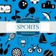 Digital Papers - So Sporty (DP2123)