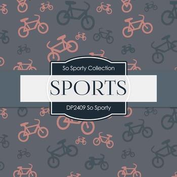 Digital Papers - So Sporty (DP2409)