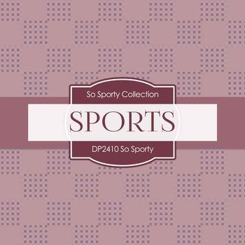 Digital Papers - So Sporty (DP2410)