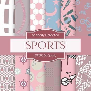 Digital Papers - So Sporty (DP778)