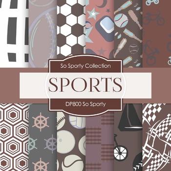 Digital Papers - So Sporty (DP800)
