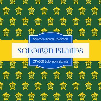 Digital Papers - Solomon Islands (DP6308)
