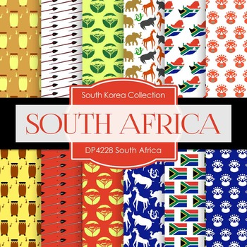 Digital Papers - South Africa (DP4228)