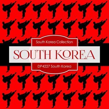 Digital Papers - South Korea (DP4227)