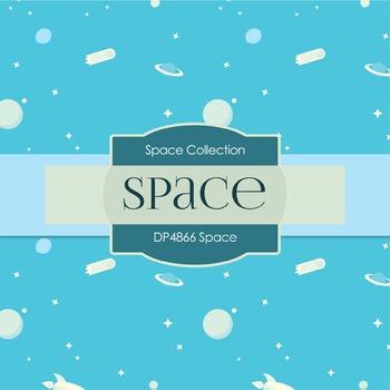 Digital Papers - Space (DP4866)