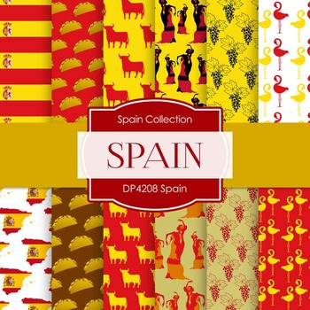 Digital Papers - Spain (DP4208)