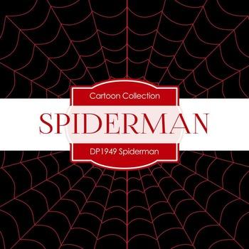 Digital Papers - Spiderman (DP1349)
